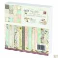Набор бумаги Fairy Belle, 15x15 см, 16 листов, Prima, 950187