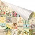 Лист бумаги Chanson, 30х30 см, Prima, 950453