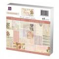 Набор бумаги Fairy Rhymes, 15х15 см, 16 листов, Prima, 950484