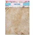 Бумага для декупажа, Vintage2, 2 листа 40*60 см, Santi, 952473