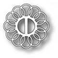 Лезвие DIES - Ringed Buckle, Memory Box, 98186