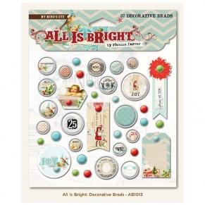 Брадсы All Is Bright, My Mind's Eye, AB1013