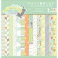 Набор бумаги About a Little Boy, 15х15см, Photoplay, ALB2479