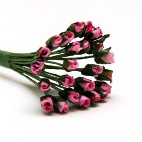 Букет роз Pink Minute Rosebuds, 24 шт, B1699PK