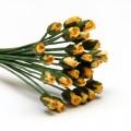 Букет роз Yellow Minute Rosebuds, 24 шт, B1699YL
