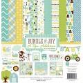 Набор бумаги Bundle of Joy New Addition Boy, 30х30 см, Echo Park, BJBT78016