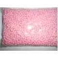 Набор бусин, цвет розовый, 100 шт, BP874502