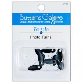 Держатели для фотографий Photo Turns, Buttons Galore, BR150