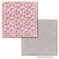 Лист картона French Dots, Paris Girl, 30х30 см, Carta Bella, CB-PG09