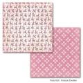 Лист картона Parisian Poodles, Paris Girl, 30х30 см, Carta Bella, CB-PG10