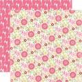 Лист картона Forever Floral, True Friends, Carta Bella, CB-TF100071