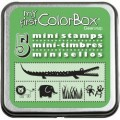 Резиновые штампы My First ColorBox Mini Stamps, CB02