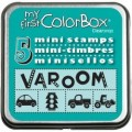 Резиновые штампы My First ColorBox Mini Stamps, CB04
