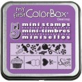 Резиновые штампы My First ColorBox Mini Stamps, CB05