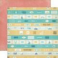Лист картона  Explore Together, Rough Tumble, Carta Bella, CBRT19005