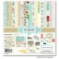 Набор бумаги So Noted, 30х30 см, Carta Bella, CBSN13013