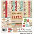 Набор картона Homemade with Love, 30х30см, Carta Bella, CBHL230