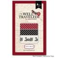 Бумажный скотч Well Travelled, Carta Bella, CBWT1102