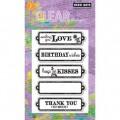 Акриловые штампы Sending You Love, Hero Arts, CL588