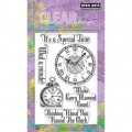Акриловые штампы Special Time, Hero Arts, CL579