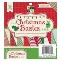 Набор бумаги The Christmas Basics15 х 15 см, 36 листов, DCWV, CP-002-00930