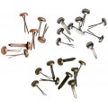 Набор брадсов Tim Holtz Idea-ology Fasteners Long Brads, 99 шт, DC529