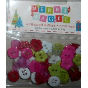 Пуговицы Merry Magic, Dovecraft, DCBN0001