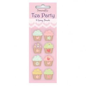 Брадсы Tea Party, Dovecraft, DCES003