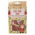 Набор для шитья Santa, Dovecraft Junior, DCXSK15