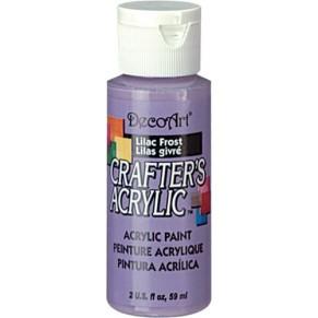 Акриловая краска Crafter's Сиреневый Мороз 60 мл, DCA71-3
