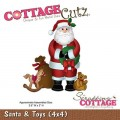 Ножи Santa and Toys, Cottage Cutz