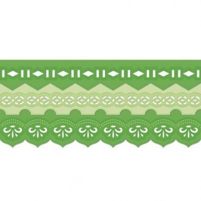 Ножи Classic Decorative Inserts Two, Spellbinders, E8-010