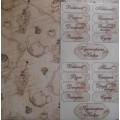 Набор односторонней бумаги Кулинарная книга, EK-1201002