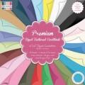 Набор текстурного картона Premium, 30x30 cm, First Edition, FE1919