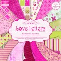 Набор бумаги Love Letters, 20х20 см, First Edition, FEPAD008