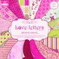 Набор бумаги Love Letters, 20х20 см, First Edition, FEPAD008
