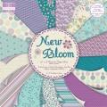 Набор бумаги New Bloom, 20×20 см, First Edition, FEPAD067