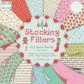 Набор бумаги Stocking Filler, 15х15 см, First Edition, FEXPAD12