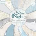 Набор бумаги Silent Night, 20×20 см, First Edition, FEXPAD161