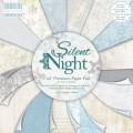 Набор бумаги Silent Night, First Edition, 15×15 см, FEXPAD18