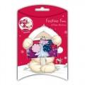 Набор бумажных цветов Fizzy Moon Festive Fun Blossoms, FZXBL01