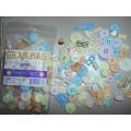 Набор пуговиц Grab Bag Pastel, Buttins Galore, GB116