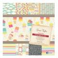 Набор бумаги Happy Days, 30х30 см, Grace Taylor, GS2680