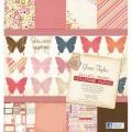 Набор бумаги Millie's Garden, 30х30 см, Grace Taylor, 30 листов, GT958