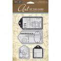Резиновые штампы Journal Tags, Hero Arts, HA-AC017