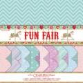 Набор бумаги Fun Fair - Paper Pack 30 x 30 см, Helz Cuppleditch, HCDG0101