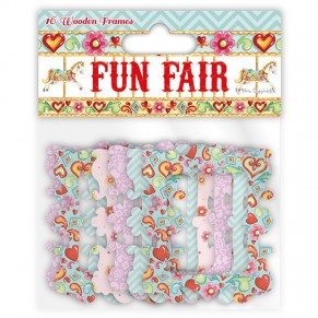 Рамки деревянные Fun Fair, Helz Cuppleditch, HCWC003