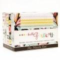 Заготовки для открыток с конвертами Hello Gorgeous Boxed Cards, My Mind's Eye, HGCP01