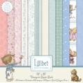 Набор бумаги Lillibet, 30x30 см, Hallmark Cards, HMDP001