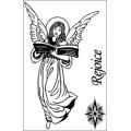 Акриловый штамп Rejoice Angel, Hot Off The Press, HOTP-1067